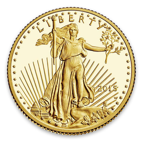 2015 1/4oz American Gold Eagle