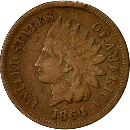 Cent - Indian Cent (1859 - 1909) - Circulated