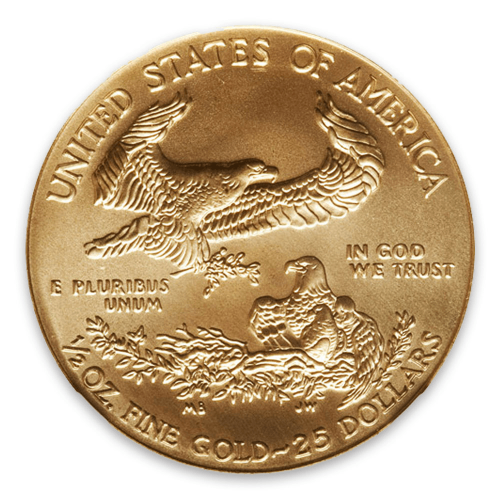 2012 1/2oz American Gold Eagle