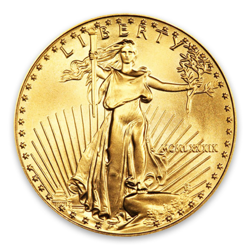 1989 1/2oz American Gold Eagle