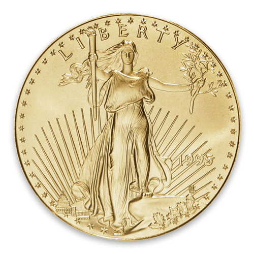 1995 1oz American Gold Eagle