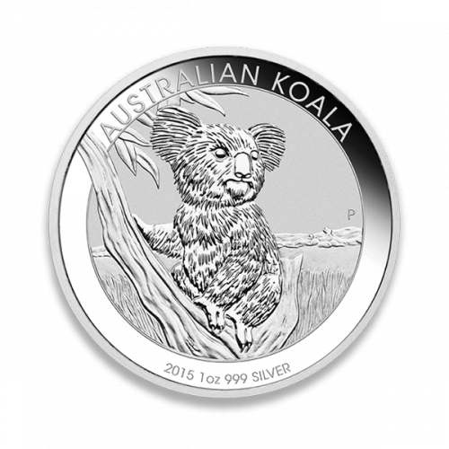 Any Year 1oz Australian Perth Mint Silver Koala