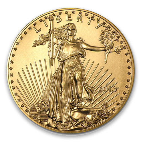 2013 1oz American Gold Eagle