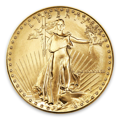 1988 1oz American Gold Eagle
