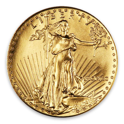 1990 1/10oz American Gold Eagle