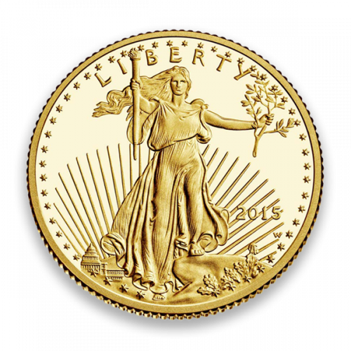 Any Year - 1/4oz Gold Eagle  Proof - with Original Govt Packaging