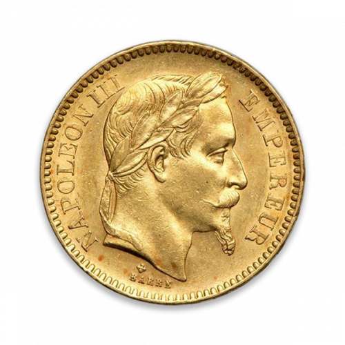 French 20 Franc - Any Monarch