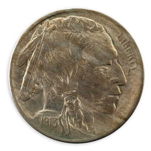 Buffalo Nickel (1913-1938) - XF
