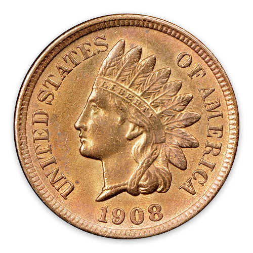 Cent - Indian Cent (1859 - 1909) - MS+