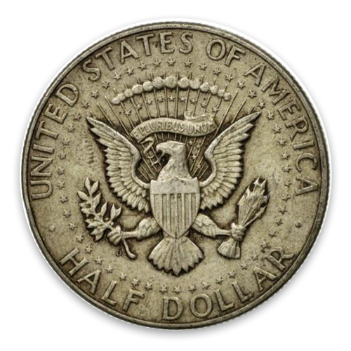 Kennedy Half Dollar (1964) - XF