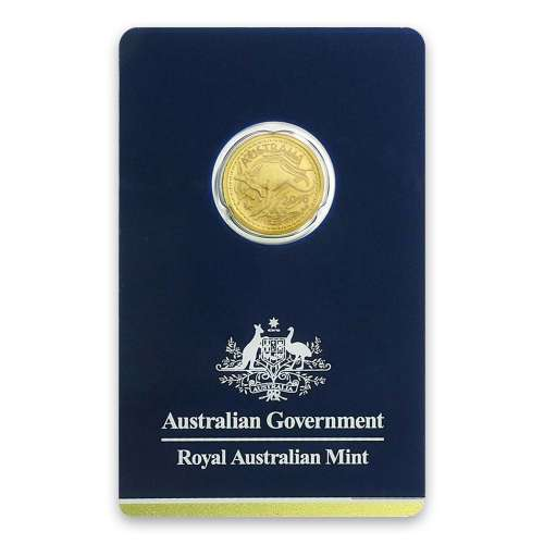 2016 Royal Australian Mint 1/10oz Kangaroo