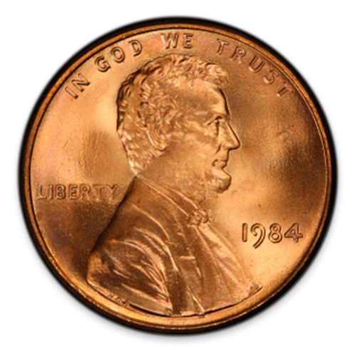 Cent - Lincoln (Modern 1959-Present) - Circulated