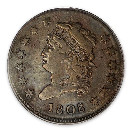 Cent - Classic Head (1808 - 1814) - Circulated